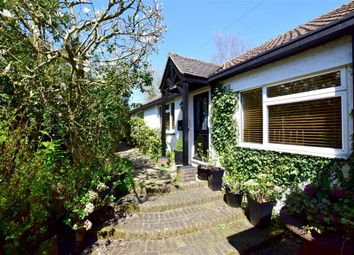 Thumbnail 3 bed detached bungalow for sale in Queens Road, Crowborough, East Sussex