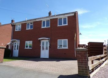 Thumbnail 3 bed semi-detached house for sale in Arnolds Crescent, Newbold Road, Leicester, Leicestershire