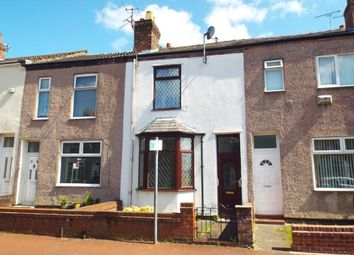 Thumbnail 2 bed terraced house for sale in Wellfield Street, Warrington, Cheshire
