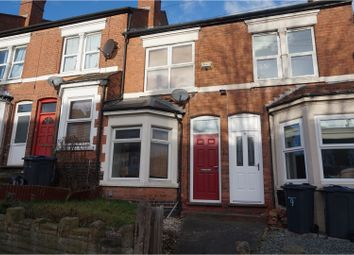 Thumbnail 2 bed terraced house to rent in Rosary Road, Birmingham