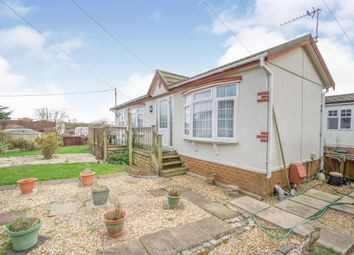Thumbnail 2 bedroom mobile/park home for sale in Park Lane, Meols, Wirral