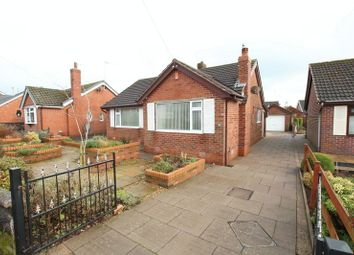 Thumbnail 3 bed detached bungalow for sale in Colwyn Drive, Knypersley, Stoke-On-Trent