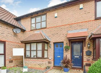 Thumbnail 3 bed terraced house for sale in Maybach Court, Shenley Lodge, Milton Keynes