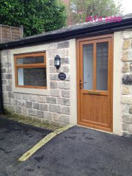 Thumbnail 1 bed semi-detached house to rent in Albert Street, Hadfield, Glossop