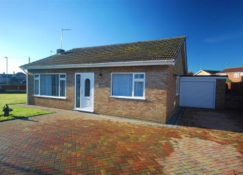 Thumbnail 3 bed detached bungalow for sale in Park Close, Spalding