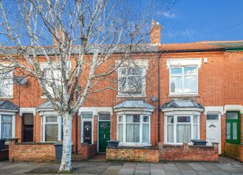 Thumbnail 2 bed terraced house for sale in Stuart Street, City Centre, Leicester