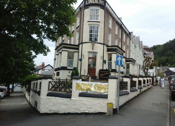 Thumbnail Hotel/guest house for sale in Church Walks, Llandudno