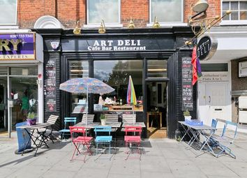 Thumbnail Restaurant/cafe to let in 16A, Coldharbour Lane, London