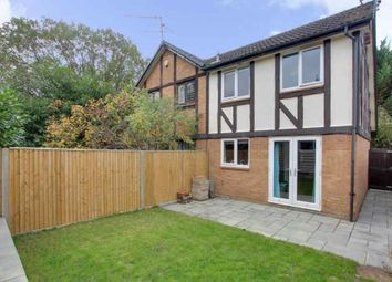 Thumbnail 1 bed semi-detached house for sale in Ratby Close, Lower Earley, Reading