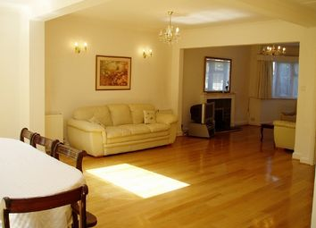 Thumbnail 4 bed detached house to rent in Uphill Grove, Mill Hill, London