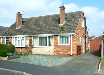 Thumbnail 2 bedroom semi-detached bungalow for sale in Hulland View, Allestree, Derby