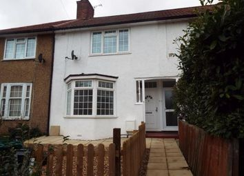 Thumbnail 2 bed terraced house for sale in Langham Gardens, Edgware