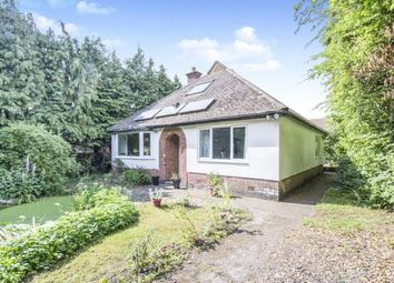 Thumbnail 3 bed bungalow for sale in Leicester Road, Field Head, Markfield, Leicestershire