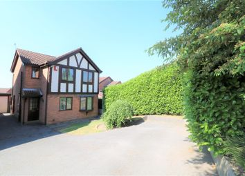 Thumbnail 4 bed detached house for sale in Perivale Close, Birches Head, Stoke-On-Trent