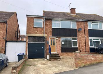 Thumbnail 4 bed semi-detached house for sale in Royston Drive, Ipswich
