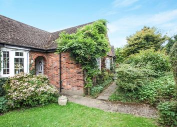 Thumbnail 4 bed semi-detached bungalow for sale in Park Rise, Harpenden