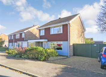 Thumbnail 3 bed detached house for sale in Tunkers Lane, Ramsey, Huntingdon