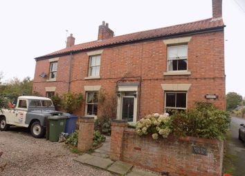 Thumbnail 4 bed detached house for sale in Town Street, Clayworth, Retford