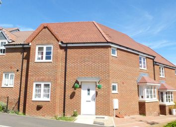 Thumbnail 3 bed terraced house to rent in Hood Road, Yeovil