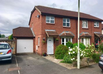 Thumbnail 3 bed semi-detached house for sale in Kingscote Drive, Abbeymead, Gloucester