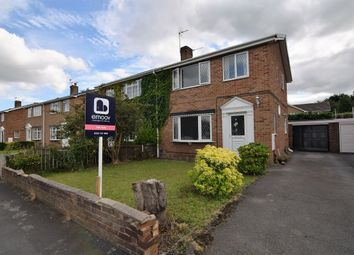Thumbnail 3 bed semi-detached house for sale in Fairway, Normanton