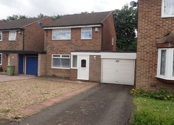 Thumbnail 3 bed link-detached house to rent in Withington, Bradville, Milton Keynes