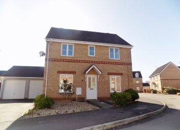 Thumbnail 3 bed detached house for sale in Hill Court, Broadlands, Bridgend.