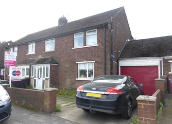 Thumbnail 4 bed semi-detached house for sale in Wensleydale Road, Scunthorpe