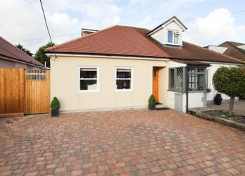Thumbnail 4 bed property for sale in Hatch Road, Pilgrims Hatch, Brentwood