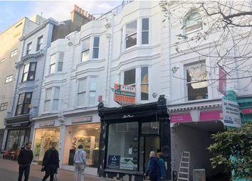 Thumbnail Retail premises for sale in 27 Duke Street, Brighton, East Sussex