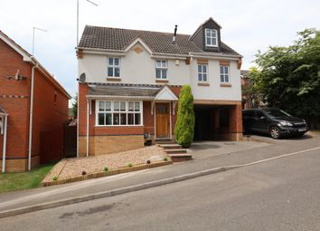 Thumbnail 5 bed detached house for sale in Bright Meadow, Halfway, Sheffield