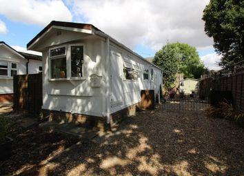 Thumbnail 1 bed mobile/park home for sale in Garston Park, Tilehurst, Reading