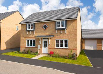 "Thumbnail 4 bedroom detached house for sale in ""Thornbury"" at Bruntcliffe Road, Morley, Leeds"