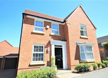 Thumbnail 4 bed detached house for sale in Haroldgate, The Mounts, Whitchurch