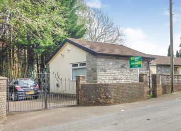 3 bed detached bungalow for sale in The Avenue, Pontygwaith, Ferndale CF43