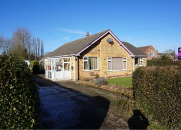 Thumbnail 4 bed detached bungalow for sale in Main Road, Keal Cotes, Spilsby