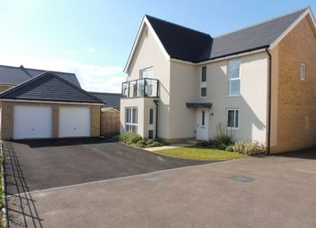 Thumbnail 5 bed detached house for sale in Whirlwind Close, Upper Cambourne, Cambourne, Cambridge
