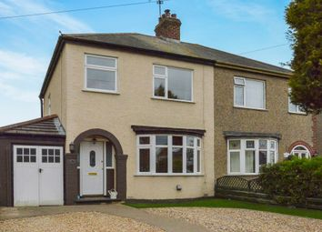 Thumbnail 3 bed semi-detached house for sale in Towcester Road, Old Stratford, Milton Keynes