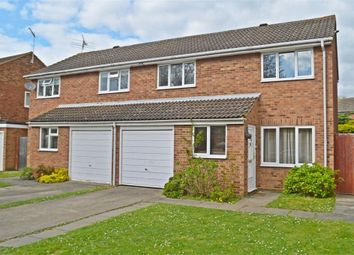 Thumbnail 3 bed semi-detached house for sale in Lords Wood, Welwyn Garden City