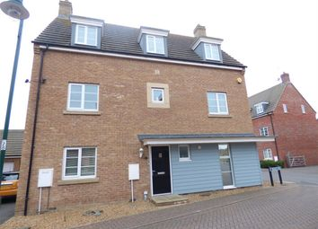 Thumbnail 5 bed detached house for sale in Dukes Way, Hampton Vale, Peterborough, Cambridgeshire
