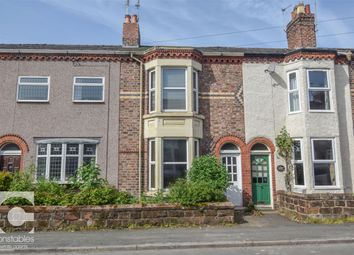 Thumbnail 2 bed terraced house for sale in Gladstone Road, Neston, Cheshire