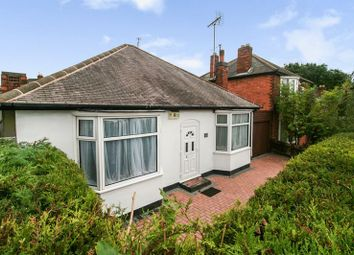 Thumbnail 2 bed detached bungalow for sale in Braunstone Close, Leicester