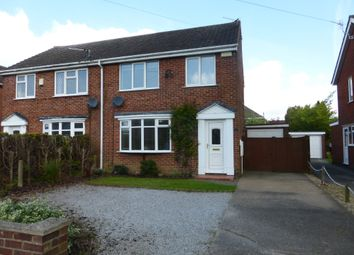 Thumbnail 3 bed semi-detached house to rent in Sunningdale, Waltham, Grimsby
