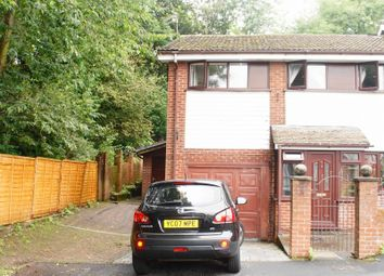 Thumbnail 4 bed semi-detached house for sale in Dean Court, Rochdale, Greater Manchester.