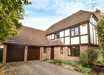 Thumbnail 4 bed detached house for sale in Reynolds Green, College Town, Sandhurst, Berkshire