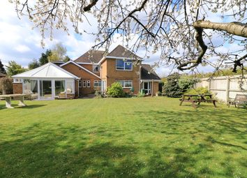 Thumbnail 5 bed detached house for sale in Louth Road, New Waltham, Grimsby