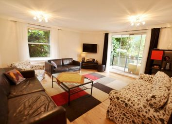 Thumbnail 4 bed flat to rent in Hampstead Road, Camden, London