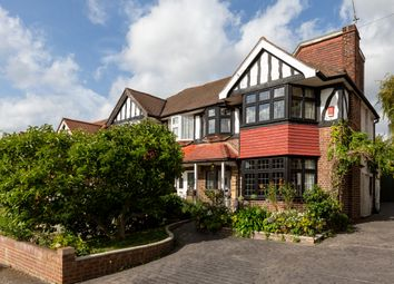 Thumbnail 4 bed semi-detached house for sale in Portman Drive, Woodford Green