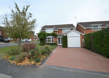 Thumbnail 4 bed detached house for sale in Ridings Lane, Redditch