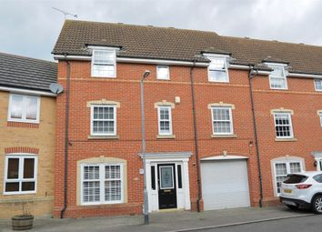 Thumbnail 5 bed town house for sale in Goodwin Close, Chelmsford, Essex